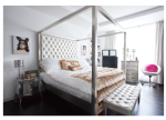 My bed from one of my favorite spots, Marina Furniture♥