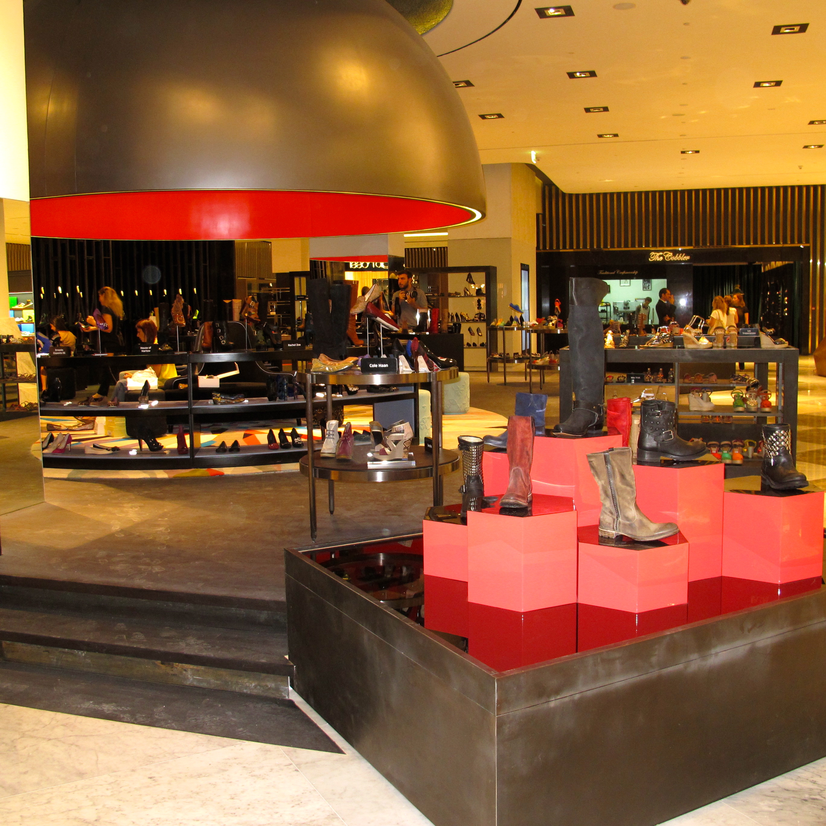 louboutin dubai mall prices